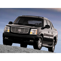 Cadillac Escalade Service Manual 2002-2006 PDF