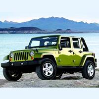 Jeep Wrangler TJ Service Manual 1997-2006 PDF