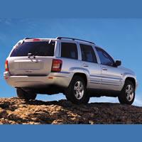 Jeep Grand Cherokee Service Manual 1999-2004 PDF