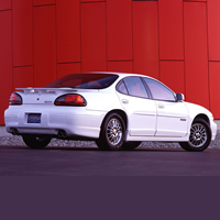 Pontiac Grand Prix Service Manual 1997-2003 PDF