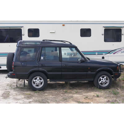 Land Rover Discovery 1 1989-1998 Service Manual PDF