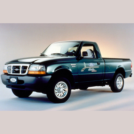 Ford Ranger EV 1998-2002 Service Manual PDF