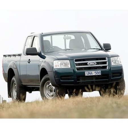 Ford Ranger J97U 2006-2007 Service Manual PDF