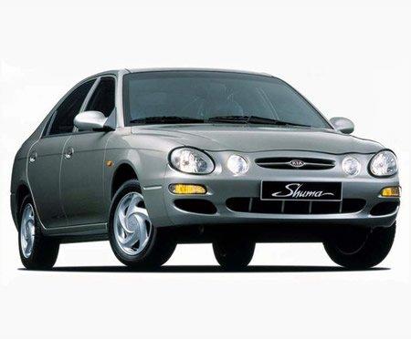 Kia Shuma Sephia 2001-2004 Service Manual PDF