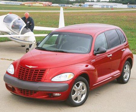 Chrysler PT Cruiser 2001-2005 Service Manual PDF